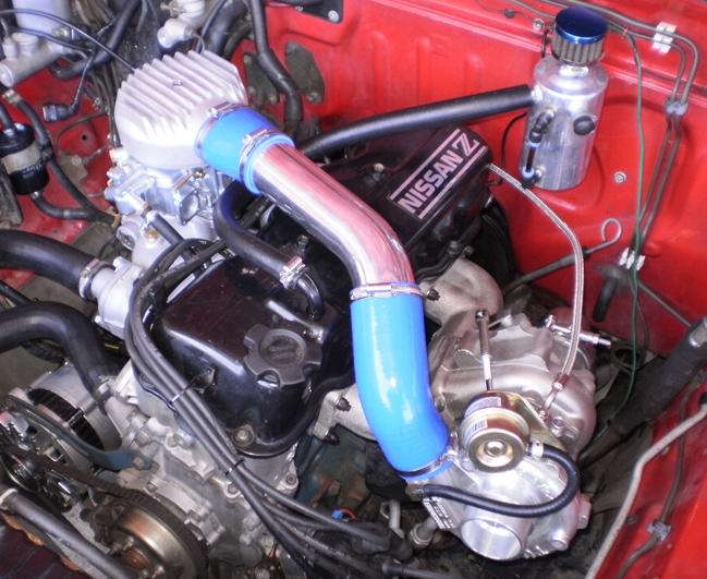 Z24 T3 Turbo Kit